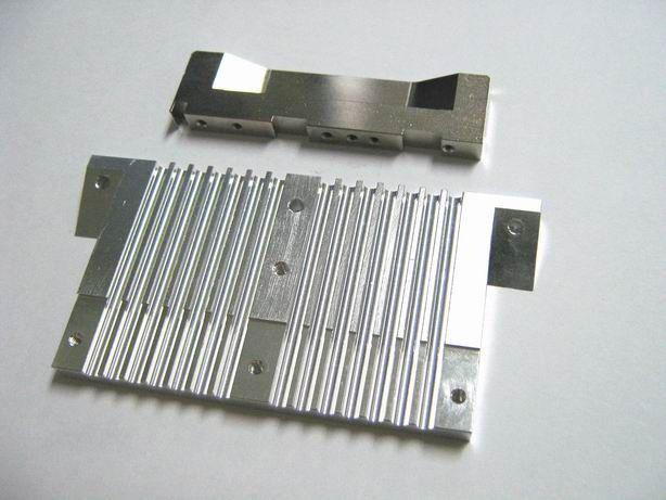 Изготовление корпусов приборов / радиаторов для РЭА / СВЧУ из алюминия с помощью3D фрезеровки на ЧПУ станке